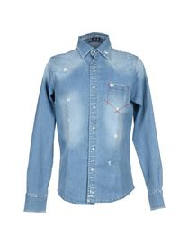 S_D SIDE - Denim shirt