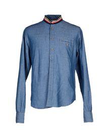 MOLO ELEVEN - Denim shirt