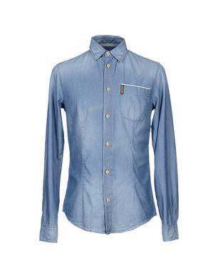 ARMANI JEANS - Denim shirt