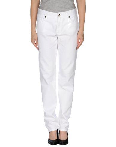 Джинсовые брюки BLUMARINE 42380355QM
