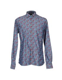 AGLINI - Denim shirt