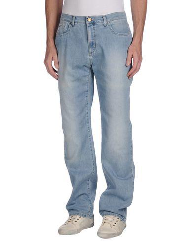 Джинсовые брюки TRUSSARDI JEANS 42380991EJ