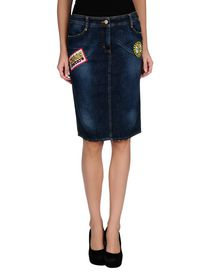 VERSACE JEANS COUTURE - Denim skirt