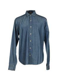 DENHAM - Denim shirt