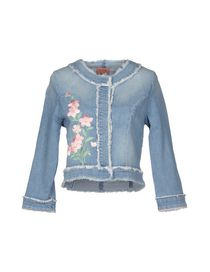 ROSE' A POIS - Denim outerwear