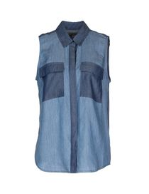 MICHAEL MICHAEL KORS - Denim shirt