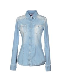 BLUGIRL FOLIES - Denim shirt