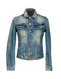 NUDIE JEANS CO - Denim outerwear