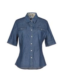 STEINBOCK - Denim shirt