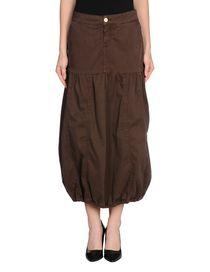 MANILA GRACE - Denim skirt