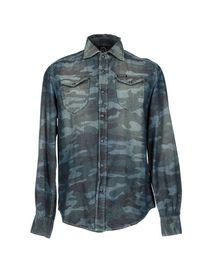 SCORPION BAY - Denim shirt