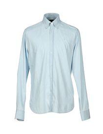 CONTE OF FLORENCE - Denim shirt