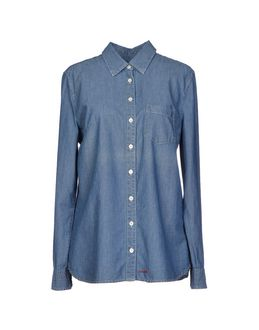Denim shirts - ROY ROGER'S + P.A.R.O.S.H.