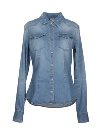 (+) PEOPLE - Camicia jeans