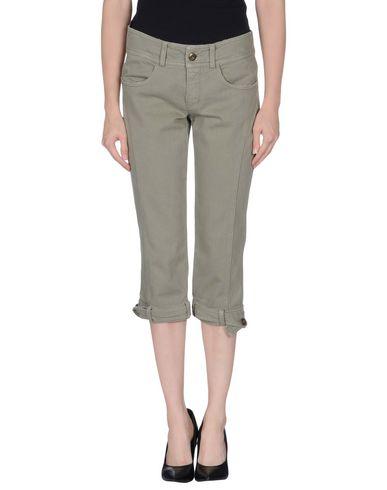 Джинсовые брюки-капри SCERVINO STREET 42385090CV