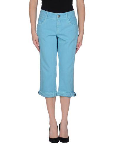 Джинсовые брюки-капри SCERVINO STREET 42385090EG