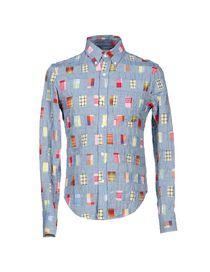 BAND OF OUTSIDERS - Denim shirt