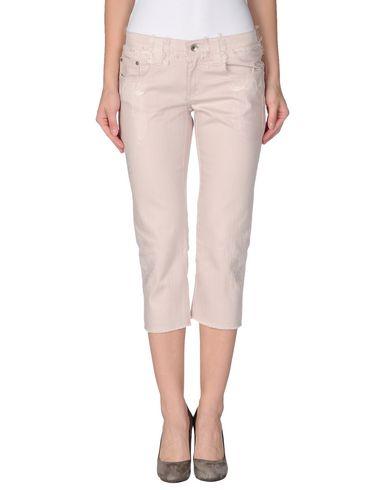 Джинсовые брюки-капри SCERVINO STREET 42385437FC