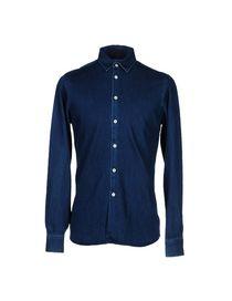 HENTSCH MAN - Denim shirt