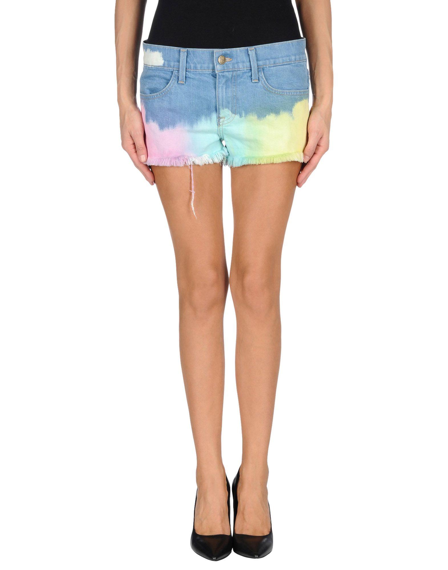 WILDFOX Denim shorts - Item 42385618