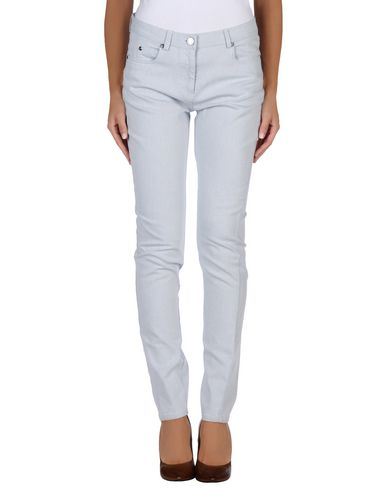 Джинсовые брюки JIL SANDER NAVY 42386043OG
