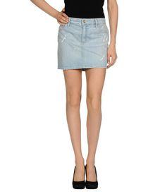 BLUGIRL JEANS - Denim skirt