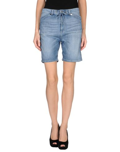 Foto TWIN-SET SIMONA BARBIERI Bermuda jeans donna