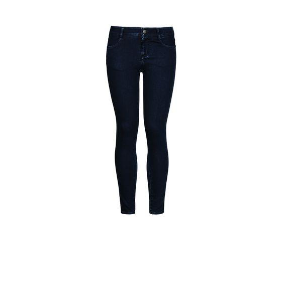 STELLA McCARTNEY, Skinny, Pantalon skinny court