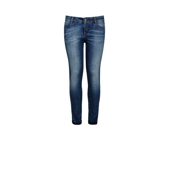 STELLA McCARTNEY, Skinny, Jean skinny long