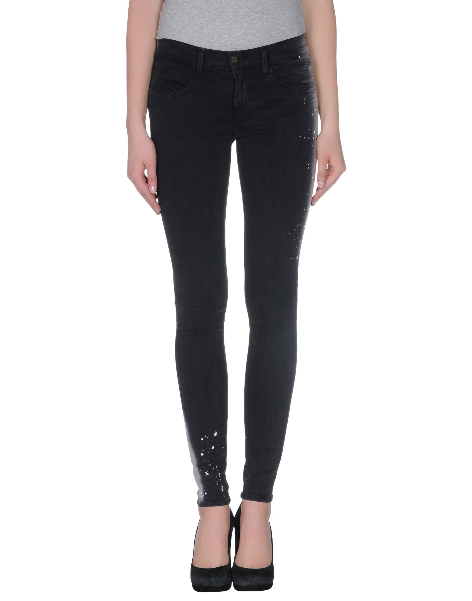 WILDFOX Denim pants - Item 42389258