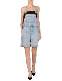 PIECES - Short pant overall