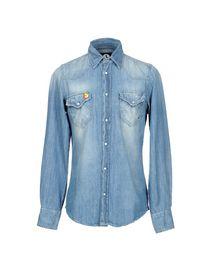 JCOLOR - Denim shirt
