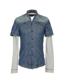 FRANKIE MORELLO - Denim shirt