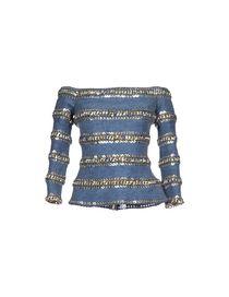 BALMAIN - Denim outerwear