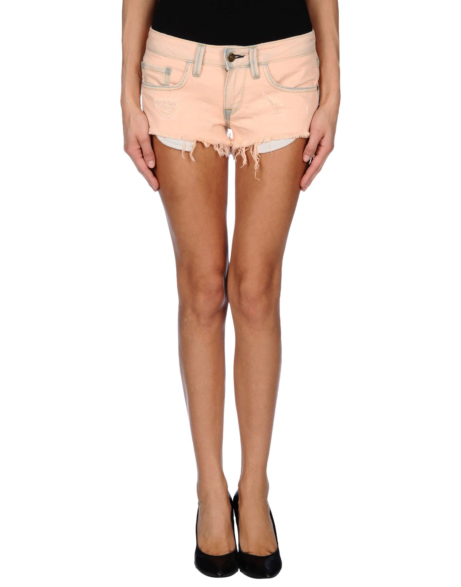 WILDFOX Denim shorts - Item 42392184