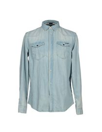 ARMANI JEANS - Denim shirt