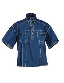 BALMAIN - Denim shirt