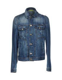 VERSACE JEANS - Denim outerwear