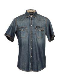 ROŸ ROGER'S - Denim shirt
