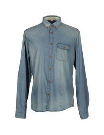 WOOLRICH - Denim shirt