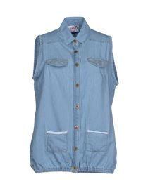 DOLORES PROMESAS HELL - Denim shirt