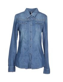 SCEE by TWIN-SET - Camicia jeans