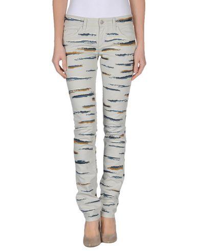 Джинсовые брюки ISABEL MARANT 42396338MW