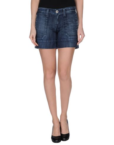 Foto S.O.S BY ORZA STUDIO Shorts jeans donna