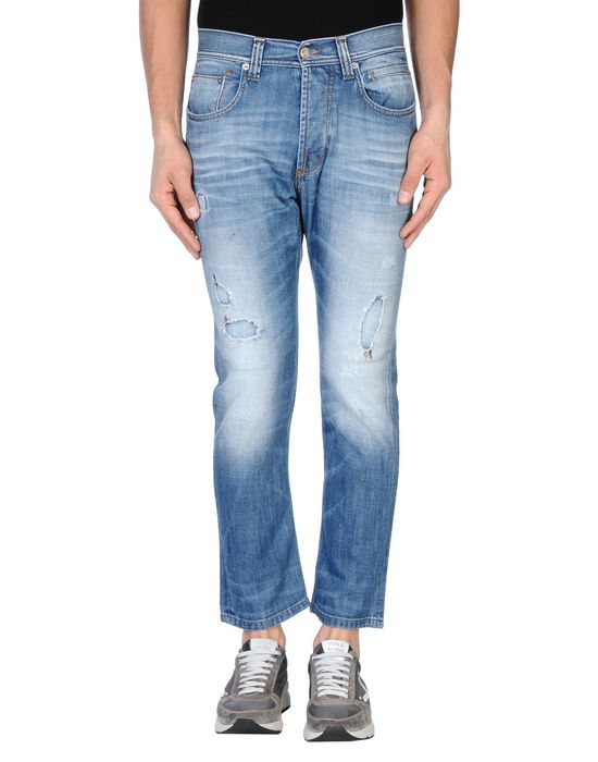 D&G Джинсовые брюки-капри Скидки в YOOX.COM  по цене 6250.00 RUB