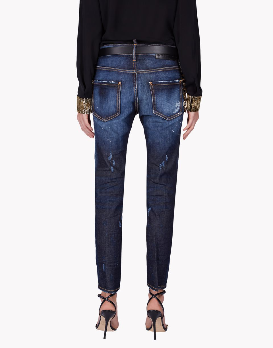 Dsquared2 Cool Girl Jeans, 5 Pockets Women - Dsquared2 Online Store