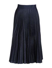 8 - Denim skirt