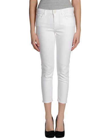 Джинсовые брюки-капри ACNE STUDIOS 42398645TL