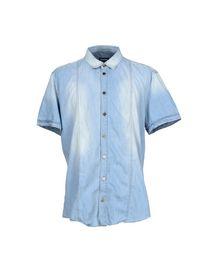 DIRK BIKKEMBERGS - Denim shirt