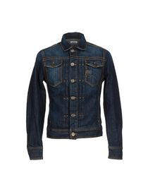BIKKEMBERGS - Denim outerwear
